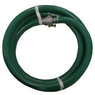 HA GD2050-Q 2.00'' x 50' Green, Quick M x F Andrews Aluminum