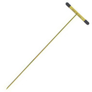 ST-69-401 48'' Soil Probe - Fiberglass With Metal Tip