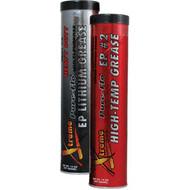 OIL 574637 14 oz Tube -- Hi Temp EP2 Red Lithium Complex Grease