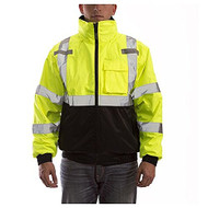 The Bomber 3.1 ANSI 107 Compliant High Visibility Insulated Jacket with Removable Liner