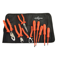 1000V Basic Electricians Insulated Tool Set, 9-Piece
