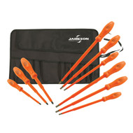 1000V Insulated Screwdriver Set, 9-Piece