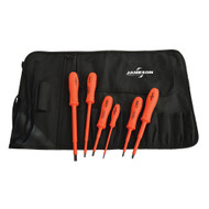1000V Insulated Screwdriver Set, 6-Piece
