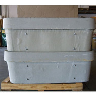 CDR 3048TYP5 30''x48''' Type 5 Box for the GDOT with 20K Lid