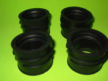 84-86 ZX900 ZX900A CARB HOLDERS INTAKE MANIFOLD BOOTS