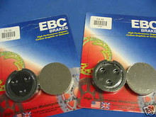 (2) Z1 900 or RE5 GT750 ROTARY LE MANS BRAKE PADS FA55
