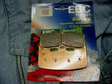 BUELL XB9R XB12 LIGHTNING ULYSSES FRONT BRAKE PADS