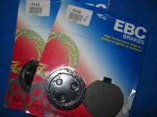 77-79 GS750 1979 GS850 FRONT BRAKE PADS EBC FA35