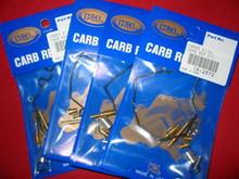 (4x) 81-82 CB650 CV CARB KITS