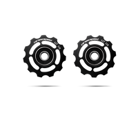 ceramicspeed shimano 11 speed pulley wheels in black