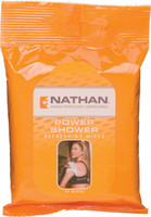 Nathan Power Shower Wipes 10 Pack
