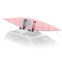 Yakima BowDown kayak roof rack