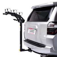 saris hitch 3 bike rack