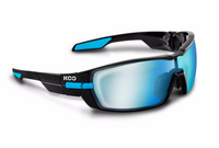 Kask Koo Open black light blue blue sky lense