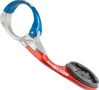 K-Edge Garmin Pro Mount Blue/Red/Silver