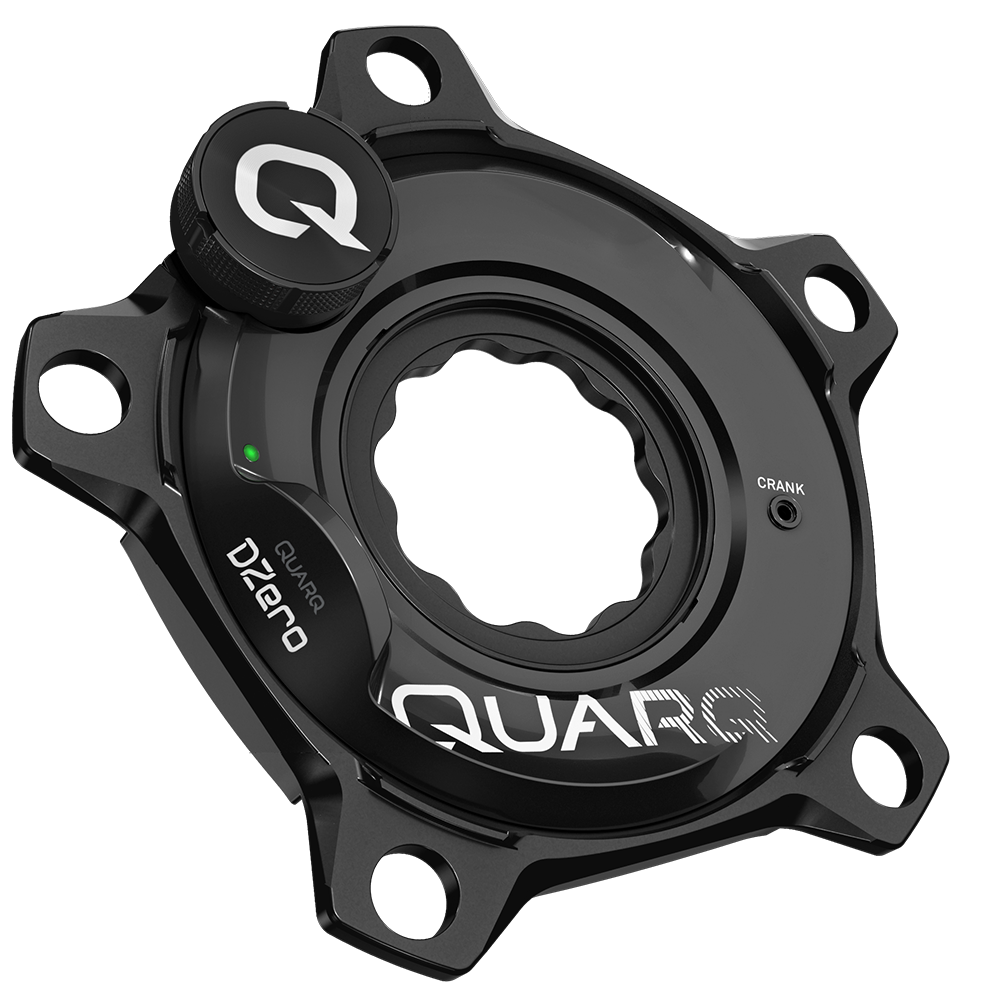 Quarq Power Meter : Quarq dzero for specialized power meter spider only