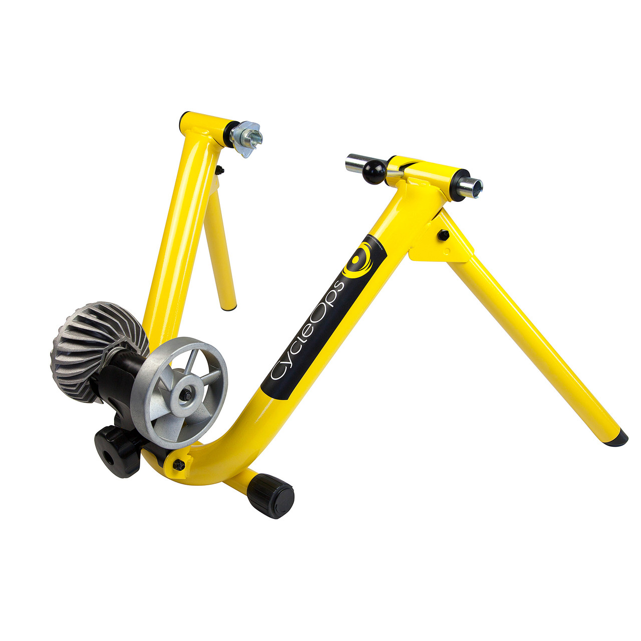 Cycleops Fluid 2 Kijiji: Cycleops Fluid Indoor Trainer Yellow Virtual Tcompatible