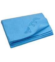 TYR Dry-Off Towel, Blue LTW 420