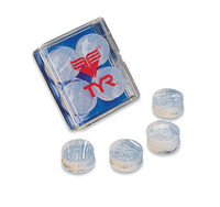 TYR Soft Silicone Ear Plugs for swimming