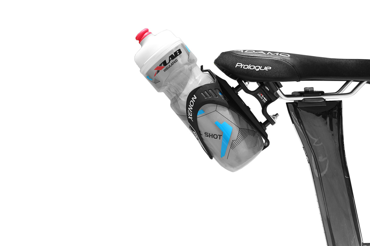 XLab Delta 105 Rear hydration system for triathlon