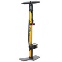topeak joeblow sport in yellow steel