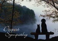 SYM6 - Sympathy Card