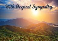 SYMSKY2 - Sympathy Card