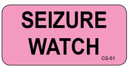 CS-51 Cage Stickers - Seizure Watch