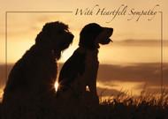 SYMDOG27 - Sympathy Card