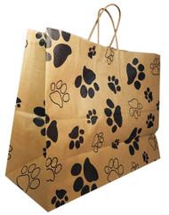 KPBL - Large Kraft Paper Bag with Handles