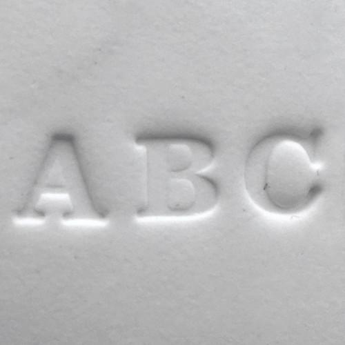 SLETTERS - Alphabet Stamp Set