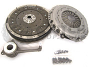 Sachs 1.9 TDi 6 Speed 02M Dual Mass Flywheel with Sachs SRE Performance Clutch Kit