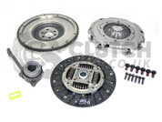Valeo  6 Speed 02M Single Mass Flywheel and Clutch Kit (SMF)