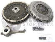 Luk Dual Mass Flywheel & Sachs Performance Clutch Kit For Volkswagen Audi Seat Skoda 02Q 6 Speed Gearbox