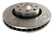 EBC D Series Premium OE Replacement Discs (PAIR) (REAR) 233mm
