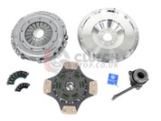 ClutchStop Single Mass Flywheel (Smf) & Clutch Kit For Vw 02Q 6 Speed (8 bolt crank)