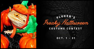 Fluker's Freaky Halloween Costume Contest 2017