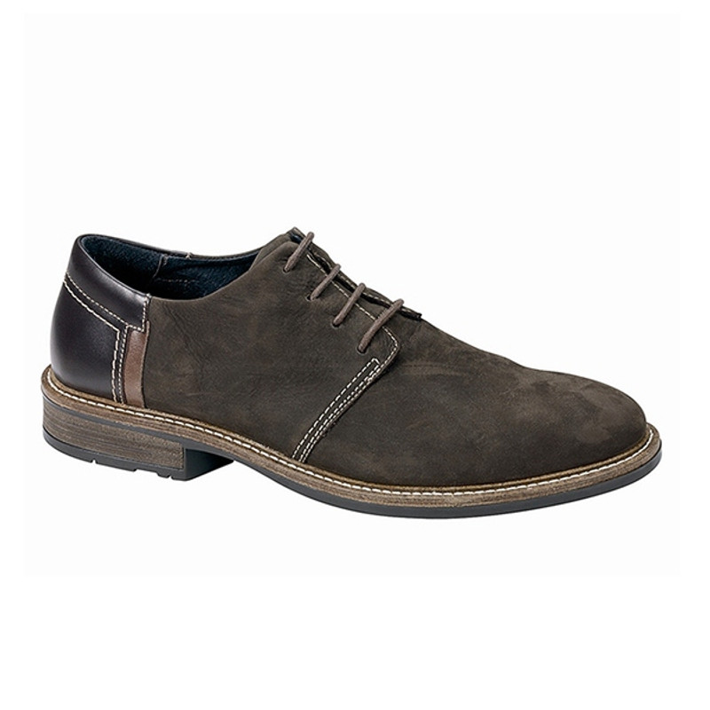 Naot Men's Chief - Oily Brown / French Roast / Hazelnut