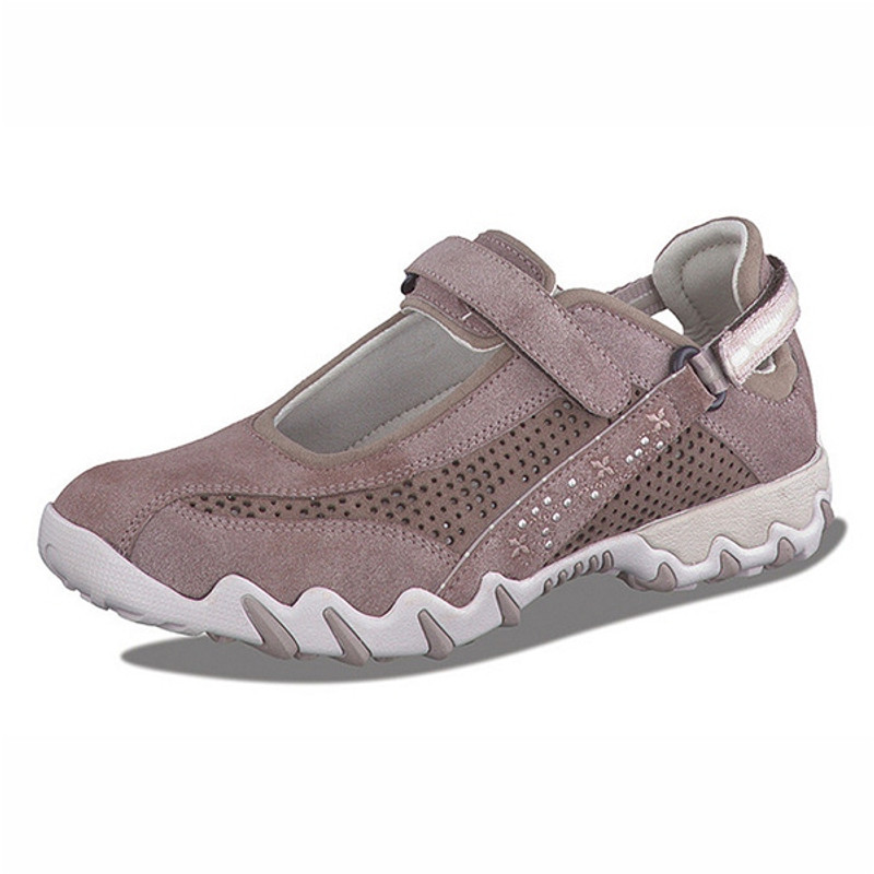 Women's Nimbo Perf - Taupe Foggy / Suede