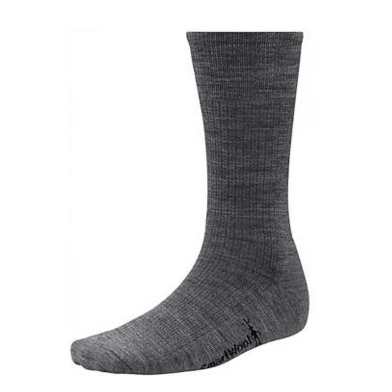 Smartwool Men's Nailhead Grid - Grey