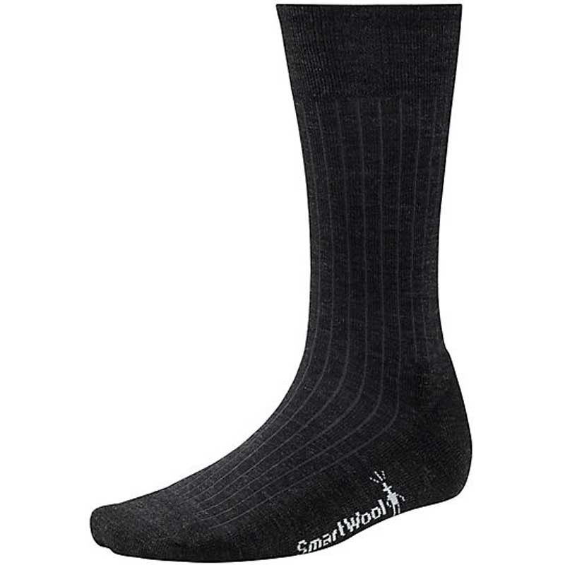 Smartwool Men's New Classic Rib Socks - Charcoal