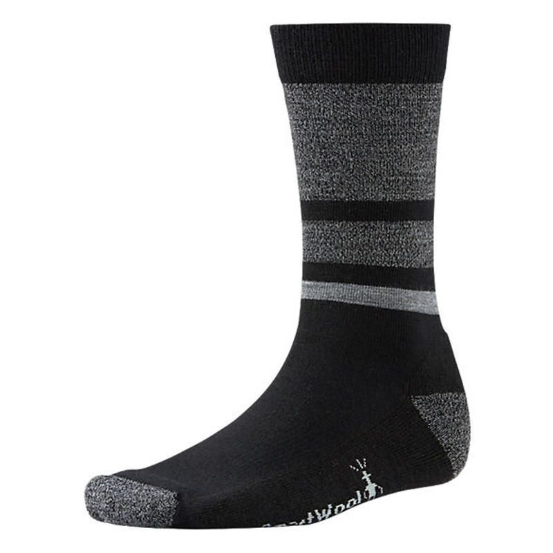 Smartwool Men's Shed Stripe Socks - Black