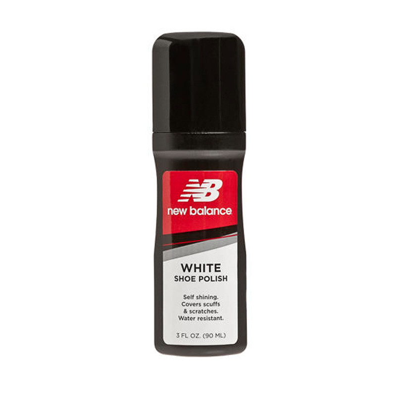 New Balance Shoe Polish 3 oz - White