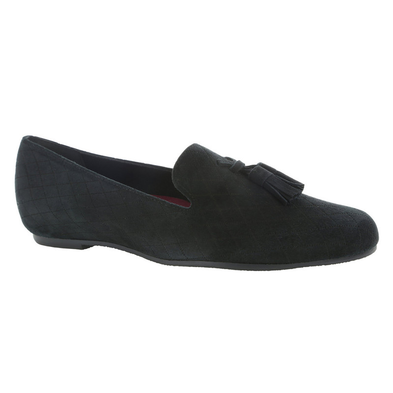 Munro Women's Tallie - Black Suede