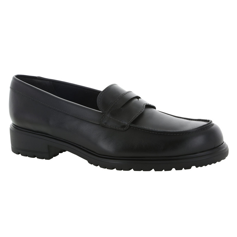 Munro Women's Jordi - Black Leather
