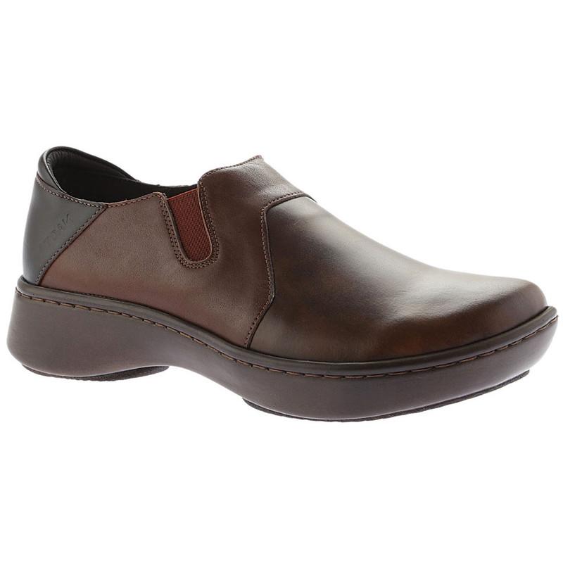 Noat Women's Lenok - Pecan Combo Leather