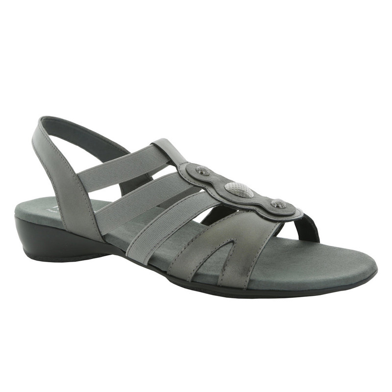Munro Women's Destiny - Pewter Leather