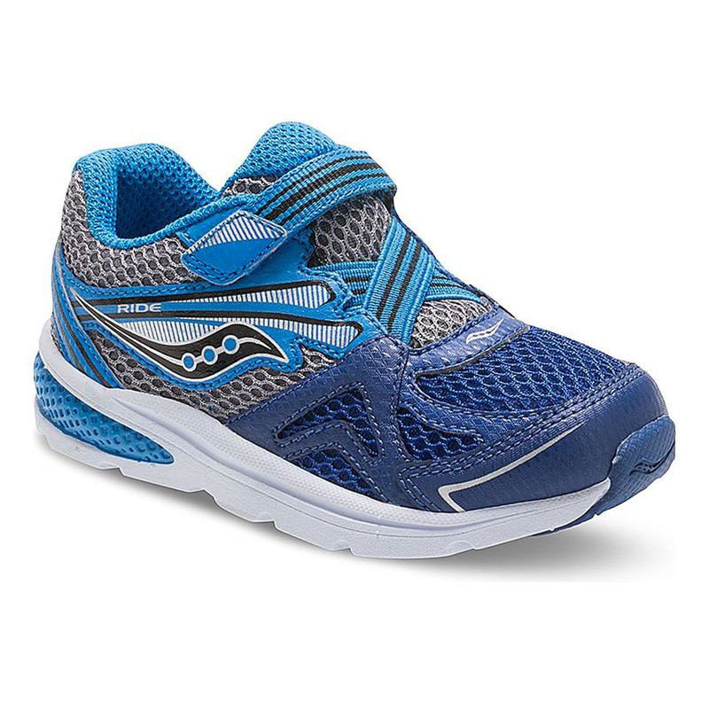 Saucony Little Kid's Ride Sneaker - Navy / Blue