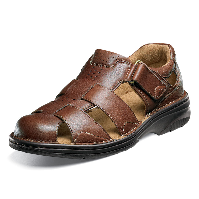 Florsheim Men's Getaway Fisherman - Brown