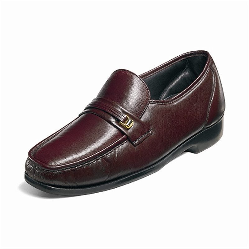 Florsheim Men's Riva - Burgundy